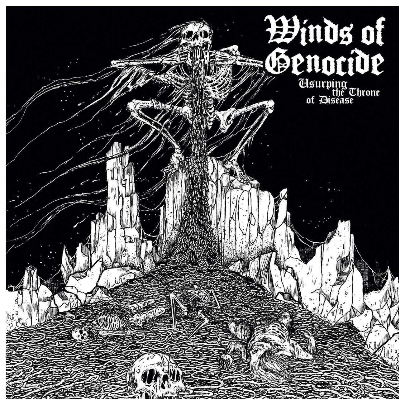 WINDS OF GENOCIDE (Eng ) | Queens of Steel