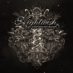 NIGHTWISH - Endless Forms Most Beautiful cover