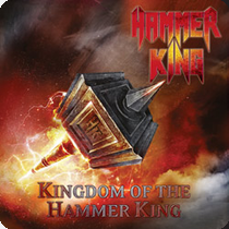 hammer king Kingdom Of The Hammer King cover