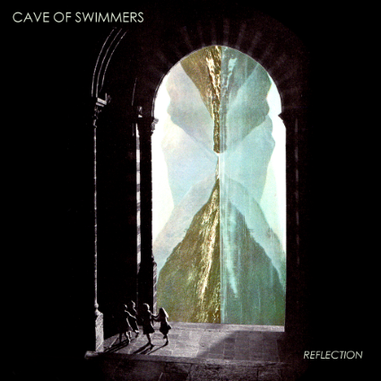 CAVE OF SWIMMERS - Reflection cover
