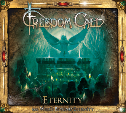 FREEDOM CALL - 666 Weeks Beyond Eternity cover