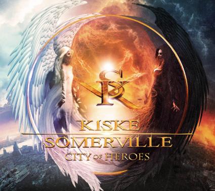 KISKE SOMERVILLE City of Heroes  cover