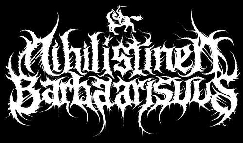 Nihilistinen Barbaarisuus logo