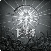 TEETHGRINDER - Misanthropy cover