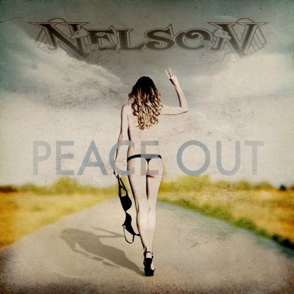 nelson peace out cover