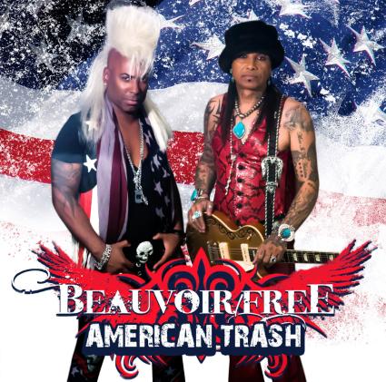 BEAUVOIR FREE American Trash  cover