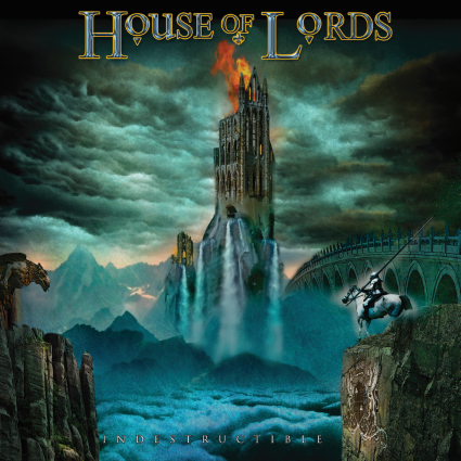HOUSE OF LORDS Indestructible  cover
