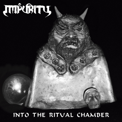 IMPURITY - Into the Ritual Chamber cover