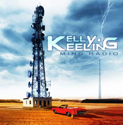 KELLY KEELING Mind Radio  cover