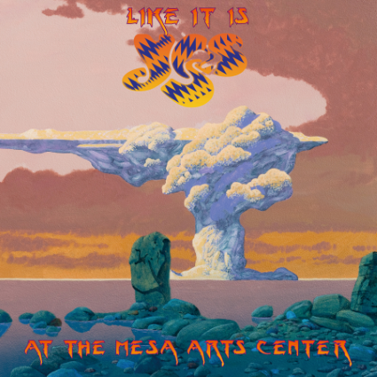 YES Like It is - At the Mesa Arts Center  cover