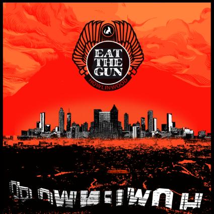 EAT THE GUN EAT howlinwood cover