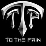 to the pain logo