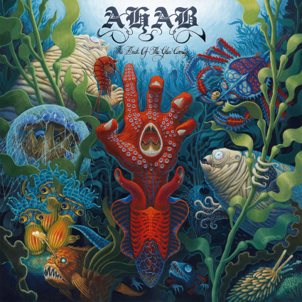 AHAB - The Boats of The Glen Carrig cover