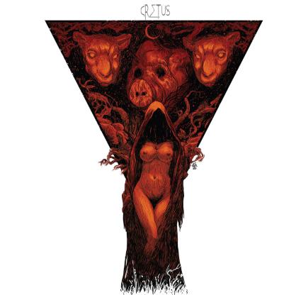 CRETUS - Dux Mea Lux cover ep