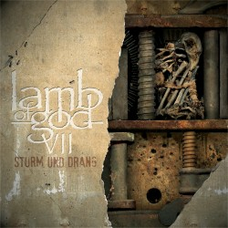 LAMB OF GOD - VII Sturm und Drang cover
