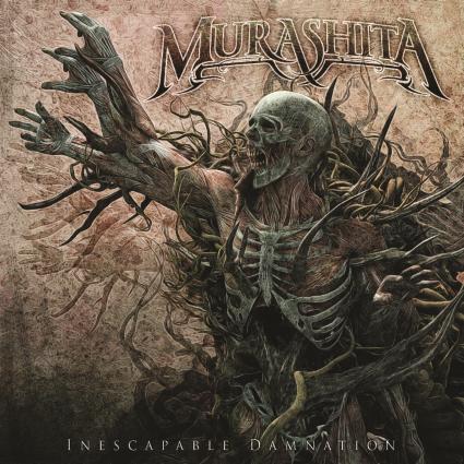 MURASHITA - Inescapable Damnation cover