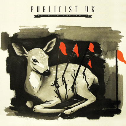 publicist uk forgive yourself cover