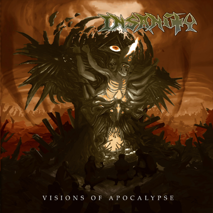 INSANITY - Visions of Apocalypse cover