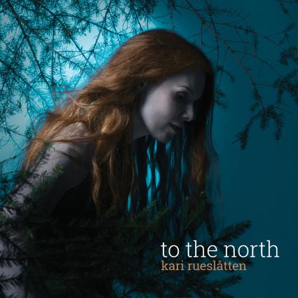 KARI RUESLATTEN  to the north cover