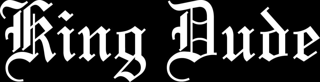 KING DUDE logo