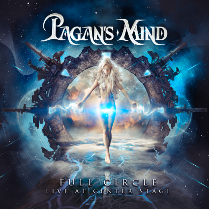 PAGAN'S MIND - Full Circle cover