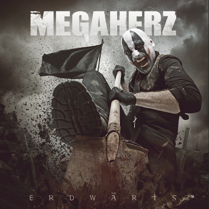 MEGAHERZ - Erdwärts  cover