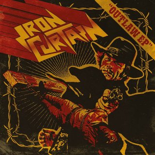 iron curtain outlaw ep cover