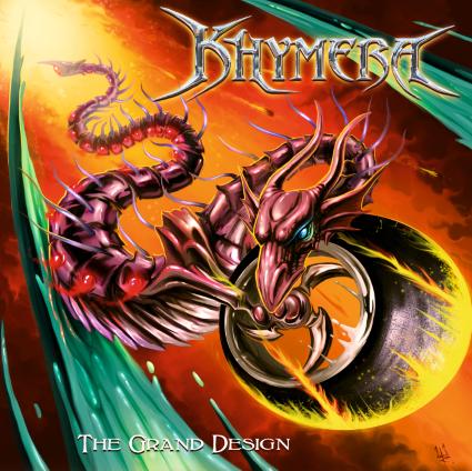 khymera the grand design cover