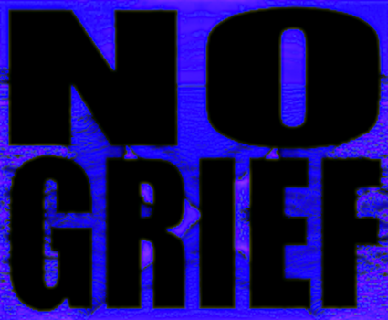 SURVIVAL - No Grief cover