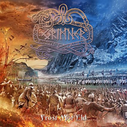 GRIMNER - Frost Mot Eld cover