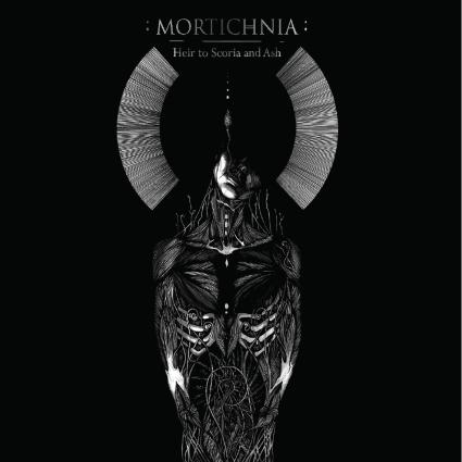 MORTICHNIA - Heir To Scoria And Ash cover
