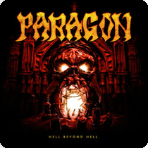 PARAGON - Hell Beyond Hell cover
