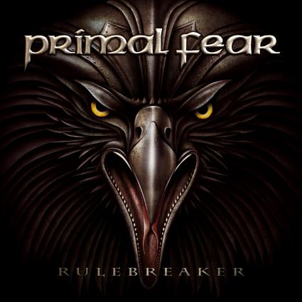 PRIMAL FEAR Rulebreaker  cover