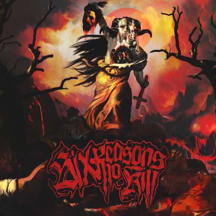 SIX REASONS TO KILL - Rote Erde ep cover