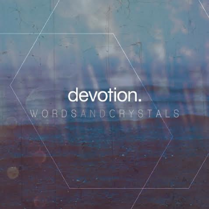 devotion Words and Crystals cover