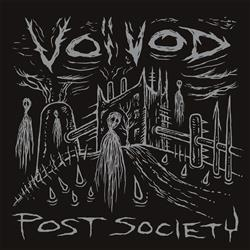 VOIVOD - Post Society cover ep