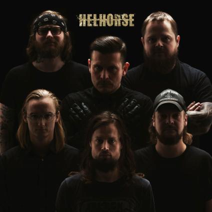 HELHORSE - Helhorse cover