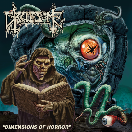 gruesome Dimensions Of Horror ep cover