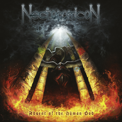 necronomicn advent of the human god cover