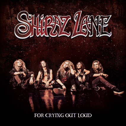 shiraz lane for crying out loud cover