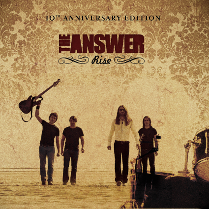 the answer Rise - 10th Anniversary Edition cover
