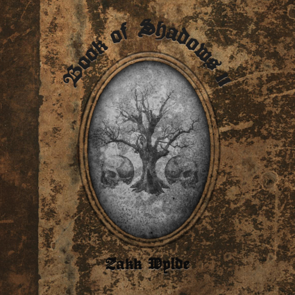 zakk wylde book of shadows cover