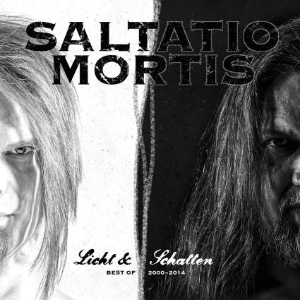 SALTATIO MORTIS - Licht und Schatten – Best of 2000-2014 cover
