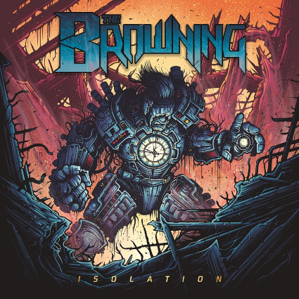 the browning isolation cover