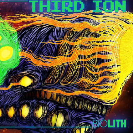 THIRD ION - Biolith cover