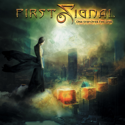 first signal one step over the line cover