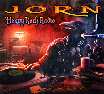 jorn heavy rock radio cover