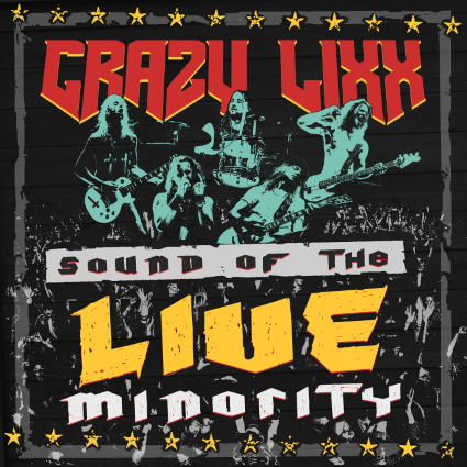 CRAXY LIXX - Sound of the LIVE Minority cover
