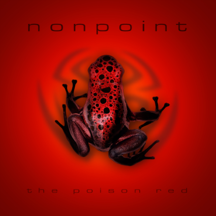 nonpoint the poison red cover