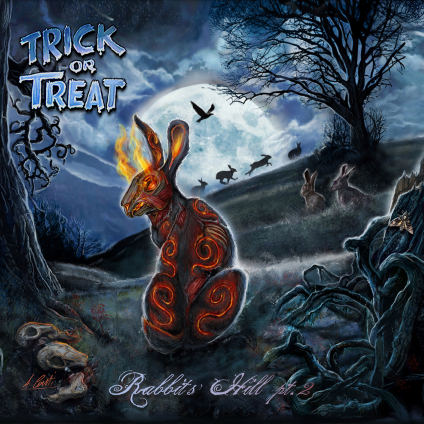 trick or tret rabbuits hill pt 2 cover